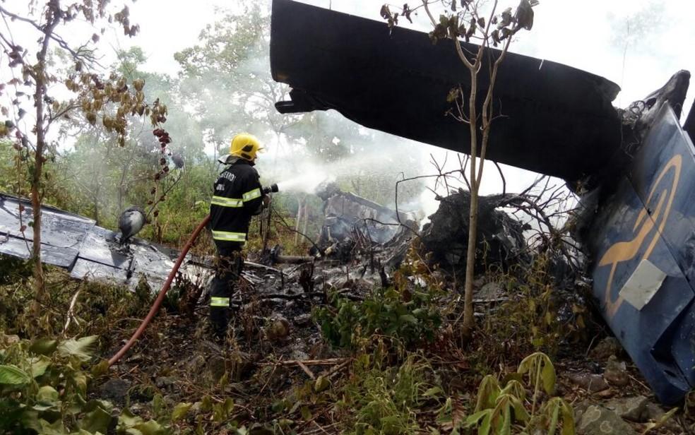 (Foto: Divulgação/Corpo de Bombeiros)