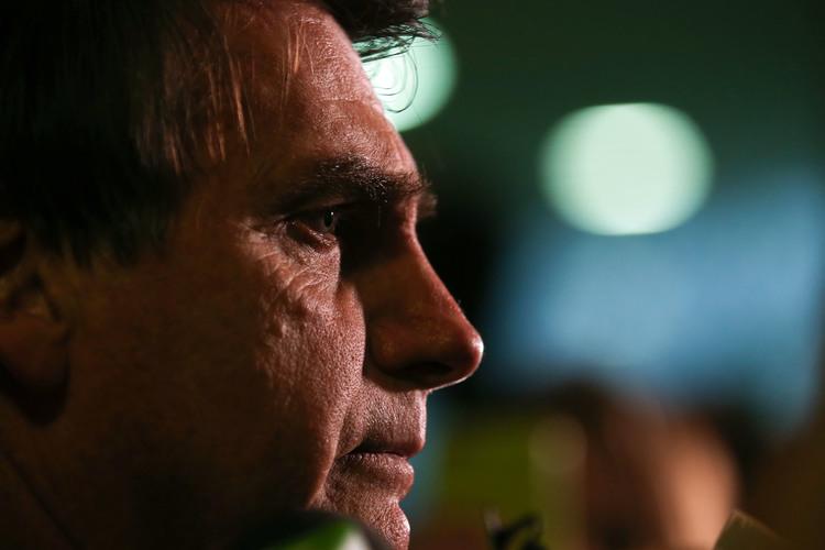 Foto de perfil de Bolsonaro