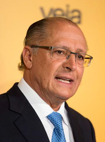 Rosto de Geraldo Alckmin