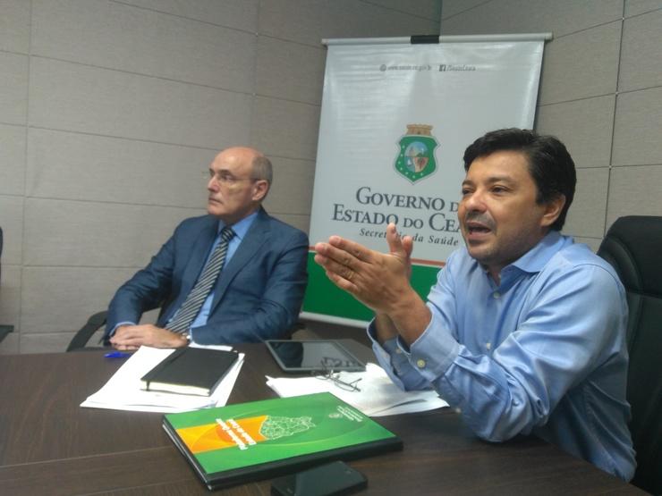 Secretário de Saúde do Estado do Ceará