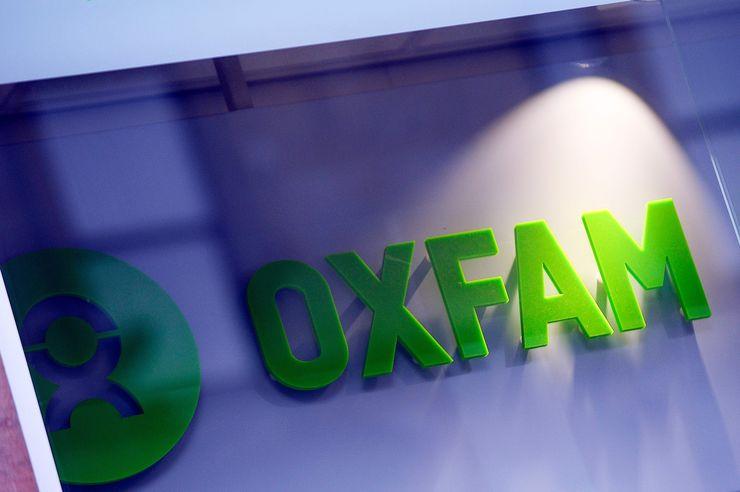 Logotipo da Oxfam