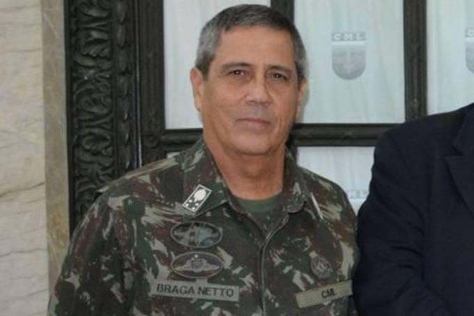 General Walter Souza (Foto: )