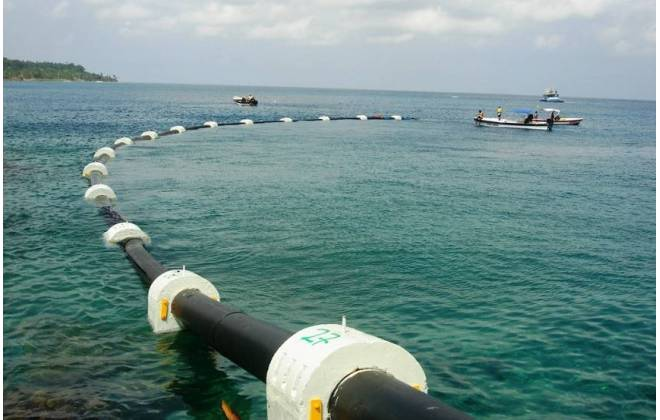 Cabo submarino contecta a capital cearense a Sines, em Portugal