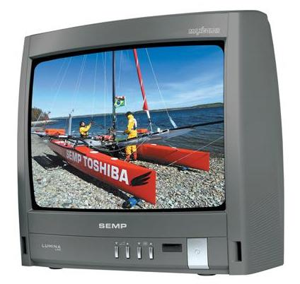 TV de tubo Semp Toshiba