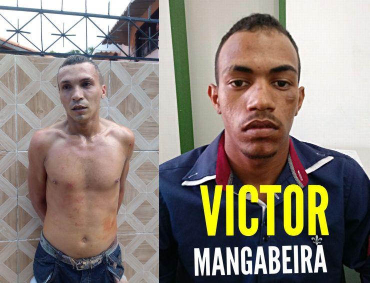 Bruno Vandax da Costa e Victor Hugo Lima Nunes, o