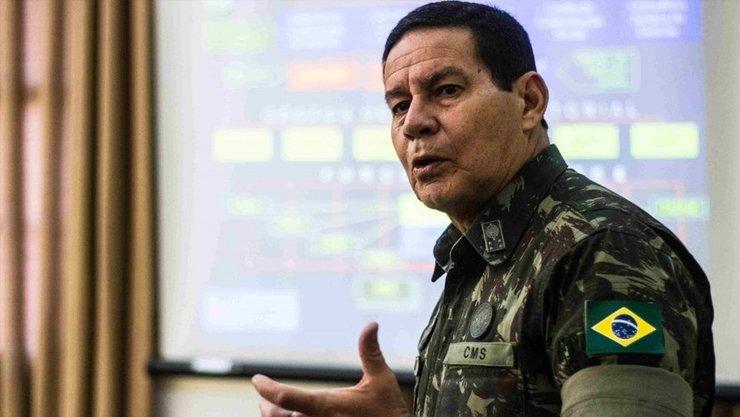 General Mourão