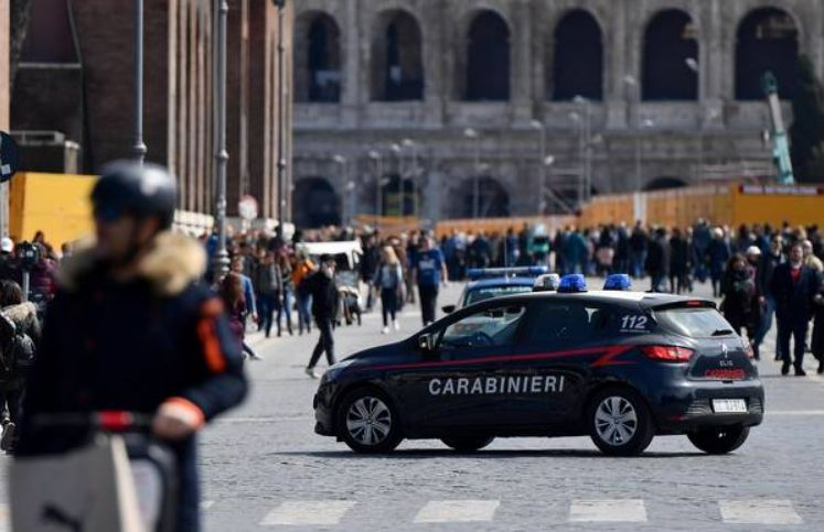 Risco de ataque terrorista na Páscoa deixa Itália em alerta