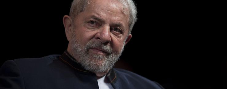 Rosto de Lula