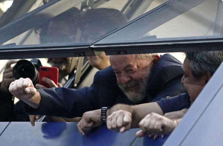 (Foto: AFP / Miguel SCHINCARIOL)