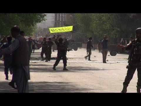 Atentados em Cabul matam 25 pessoas; nove eram jornalistas
