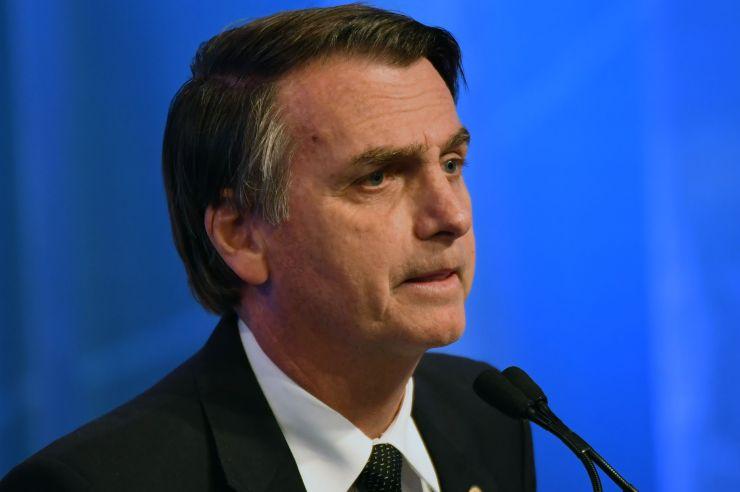 Bolsonaro durante debate da Rede TV!