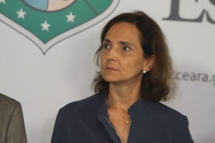 Vice-governadora do Ceará, Izolda Cela