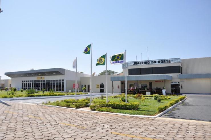 Aeroporto de Juazeiro do Norte (Foto: )