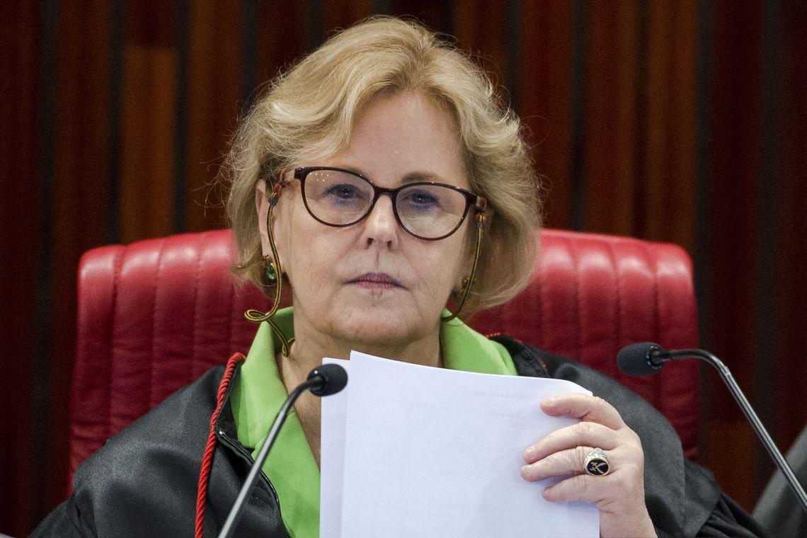 Rosa Weber preside o TSE. (Foto: Divulgação)