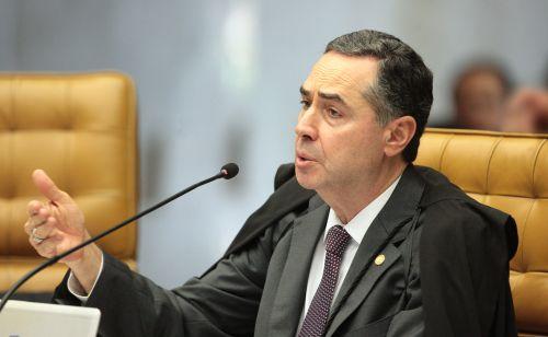 Ministro Luis Roberto Barroso (Foto: Divulgação)