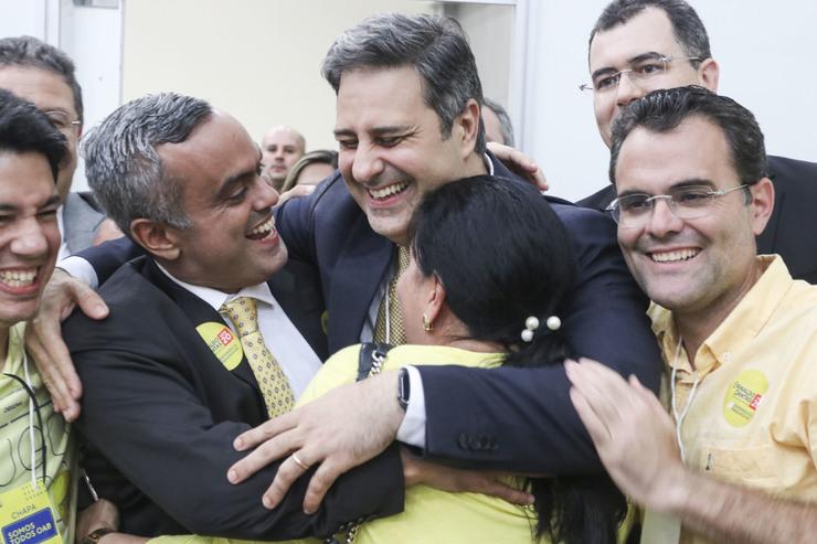 Resultado de imagem para Erinaldo Dantas é o novo presidente da OAB-CE
