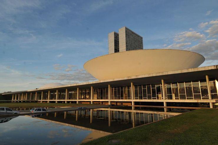 Congresso Nacional (Foto: Arquivo)