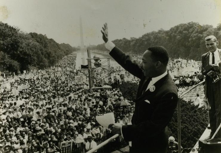 Eu Tenho Um Sonho De Que Um Dia Meus Quatro Filhos Vivam: O Legado De Um Ativista Pelos Direitos Civis Dos Negros